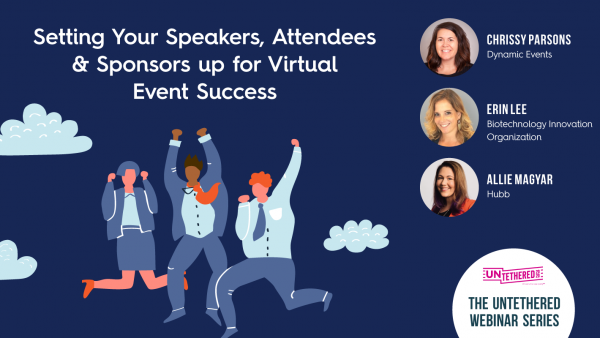 setting your speakers sponsors and attendees up for virtual event success thumbnail