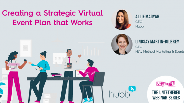 creating a strategic virtual event plan that works