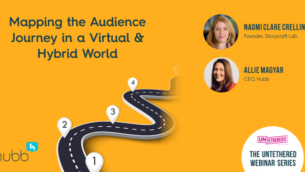 mapping the audience journey webinar social graphic